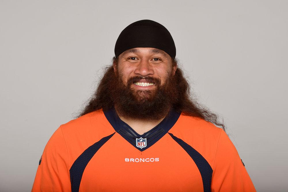 domato peko  Defensive Tackle, Denver Broncos