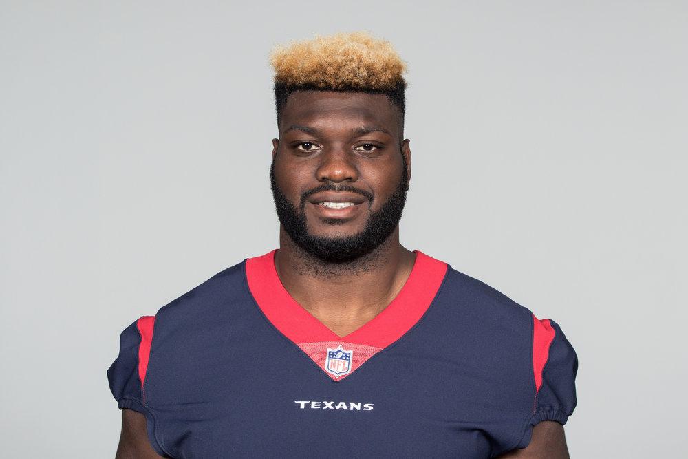 Ufomba Kamalu  Linebacker, Houston Texans