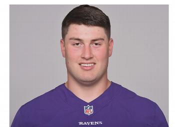 Matt Skura  Center, Baltimore Ravens