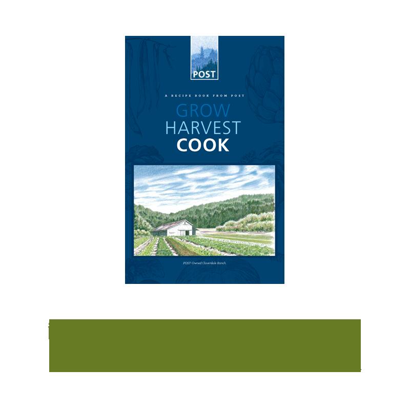 Post Recipe Book