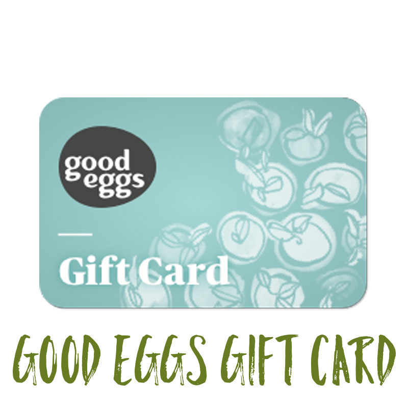 Good Eggs Gift Card