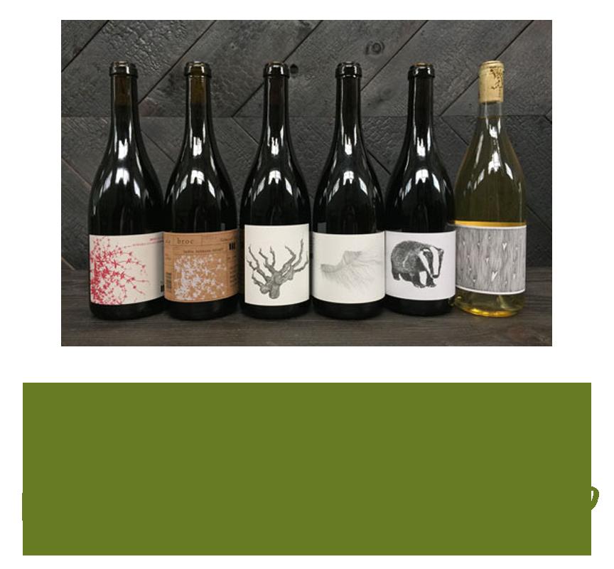 Broc Cellar Wine Club Membership