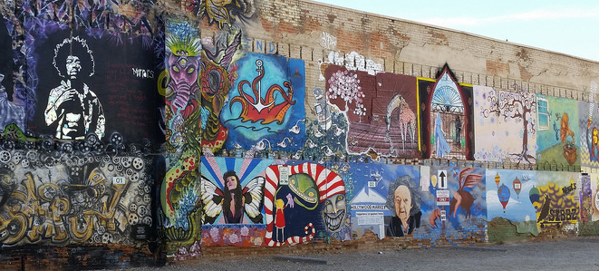 Freak Alley, Boise