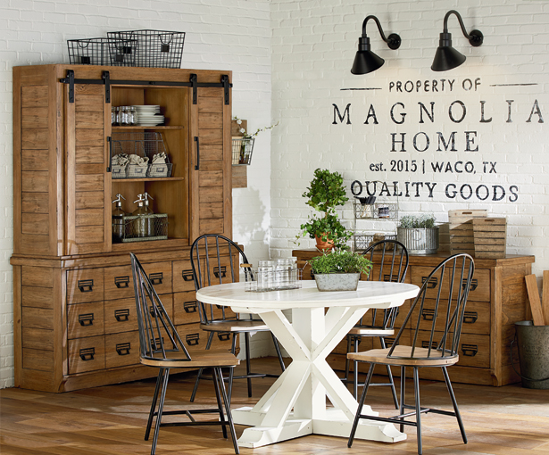 View all the available pieces at http://www.magnoliahomefurniture.com then ask us about the prices.