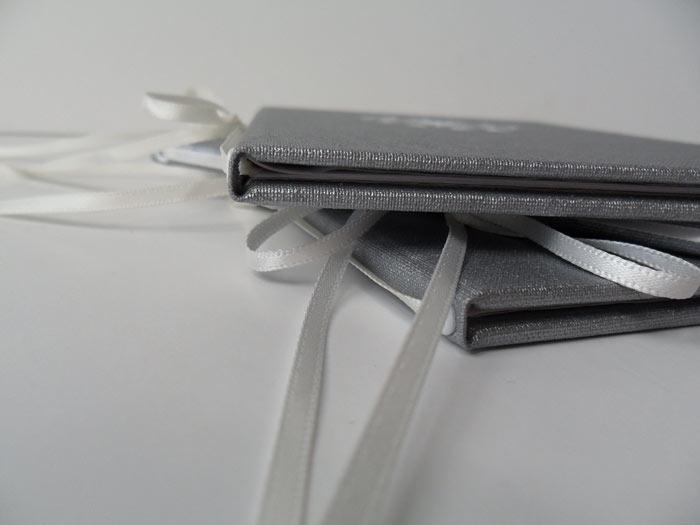 Ribbon & eyelet detailing