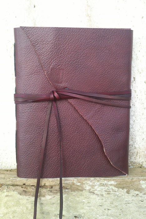 Long stitch (leather, strapping)