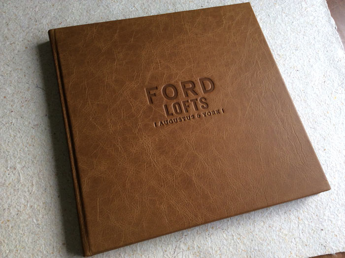 the_binding_studio_album_flushmount_leather_ford_lofts.jpg
