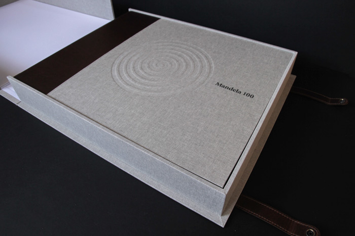 Book in clam-shell box