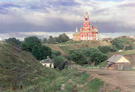 Image by Sergei Mikhailovich Prokudin-Gorskii