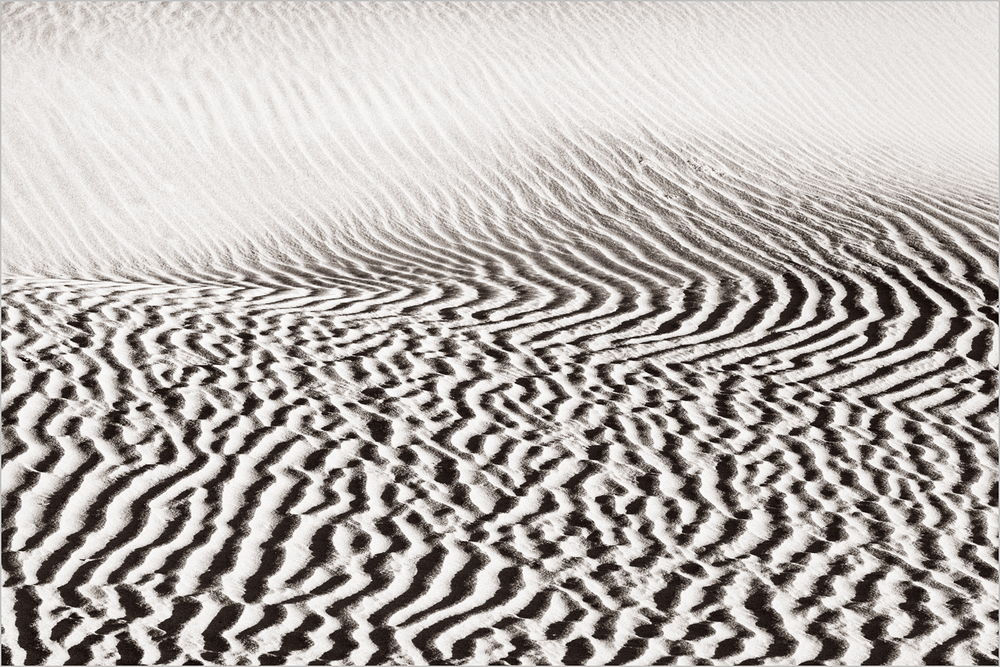 "Mesquite Dunes - ""Transitions""    © Howard Grill"