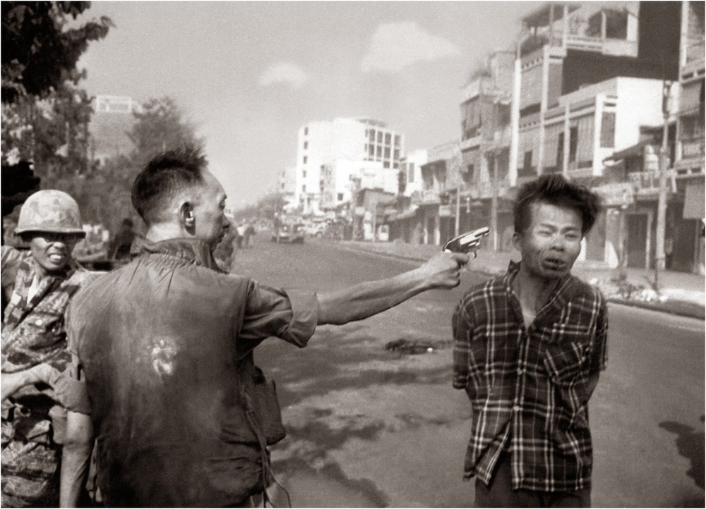 © Eddie Adams, Saigon Execution