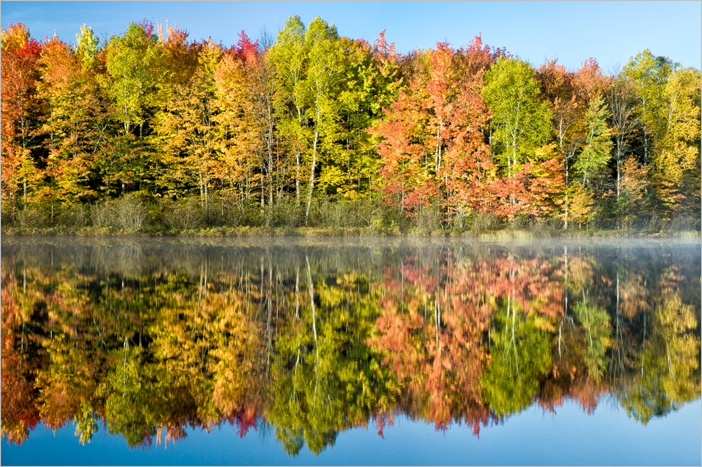 Council Lake, Upper Peninsula of Michigan    © Howard Grill