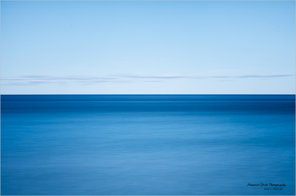 Lake Superior Abstract    © Howard Grill