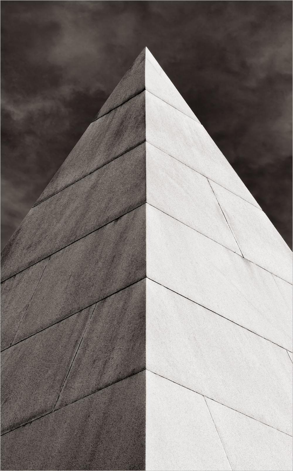Pyramid Mausoleum  © Howard Grill