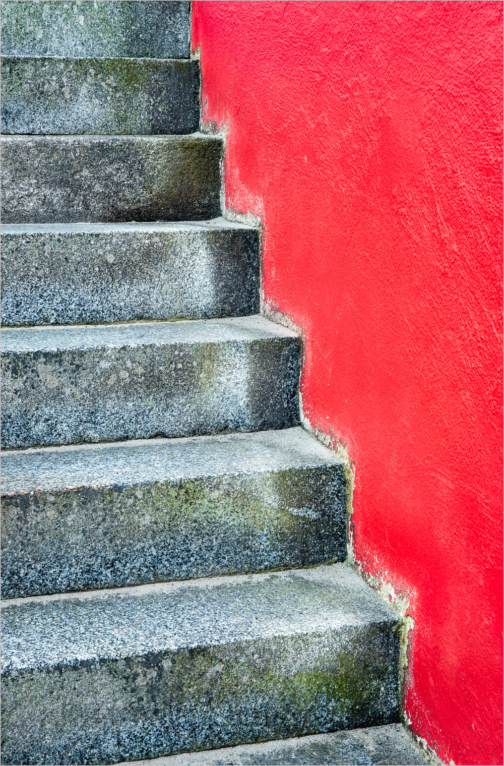 Coquille River Lighthouse Stairs    © Howard Grill