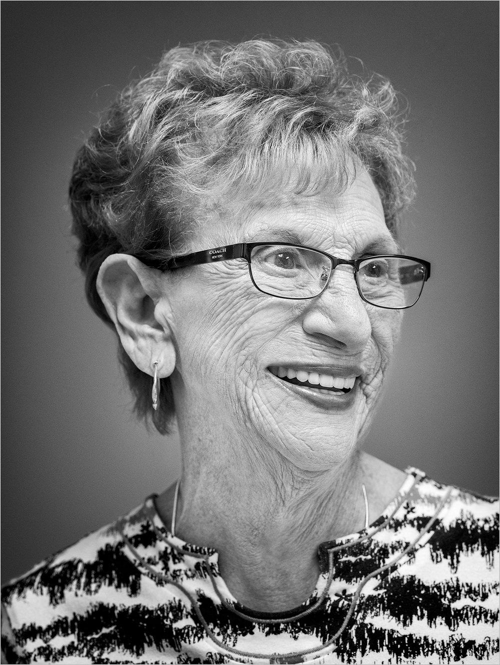 Patricia Wood