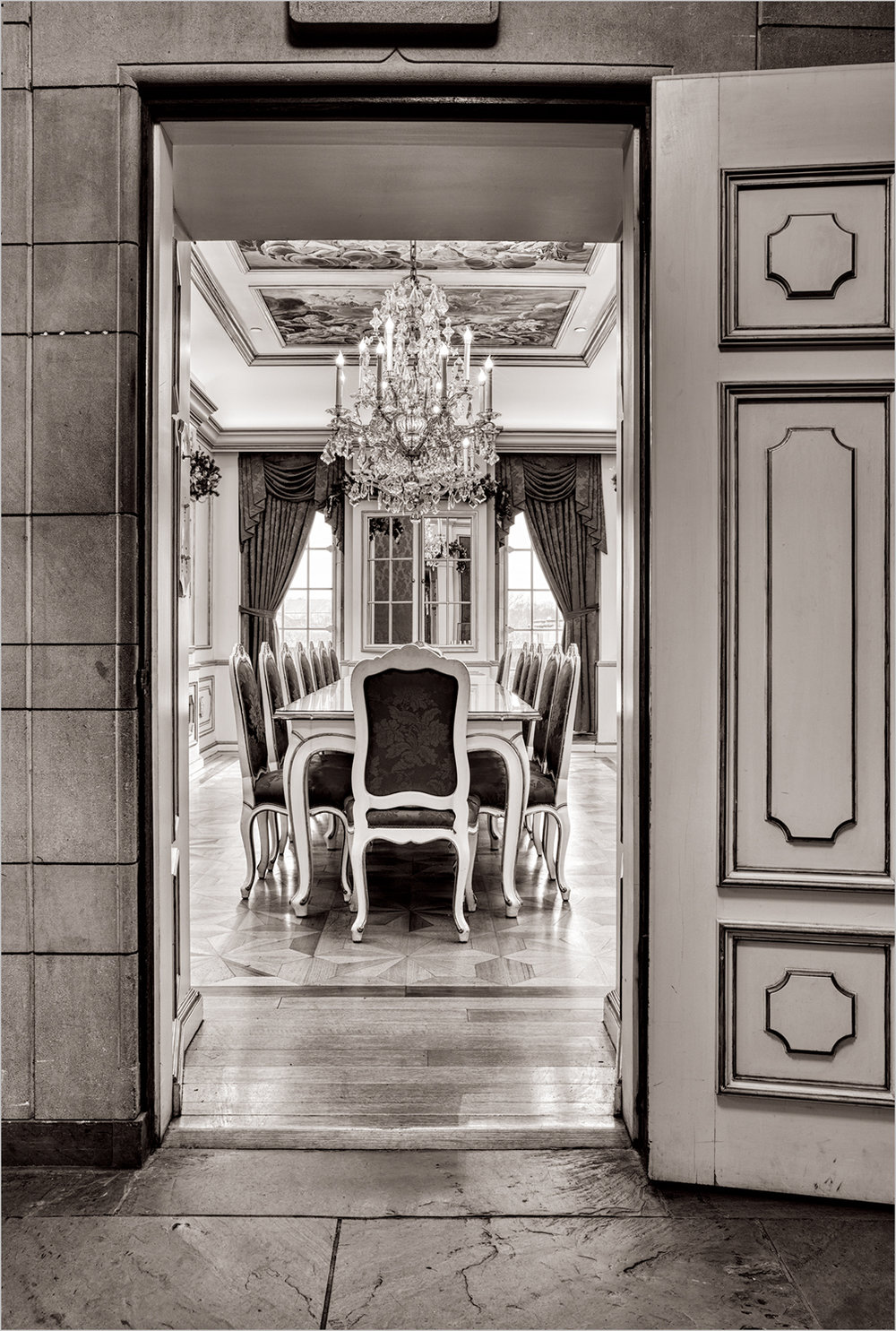 Austrian Nationality Room © Howard Grill