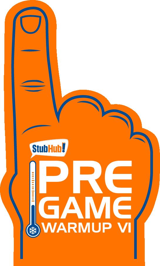 Pre-game Event Logo