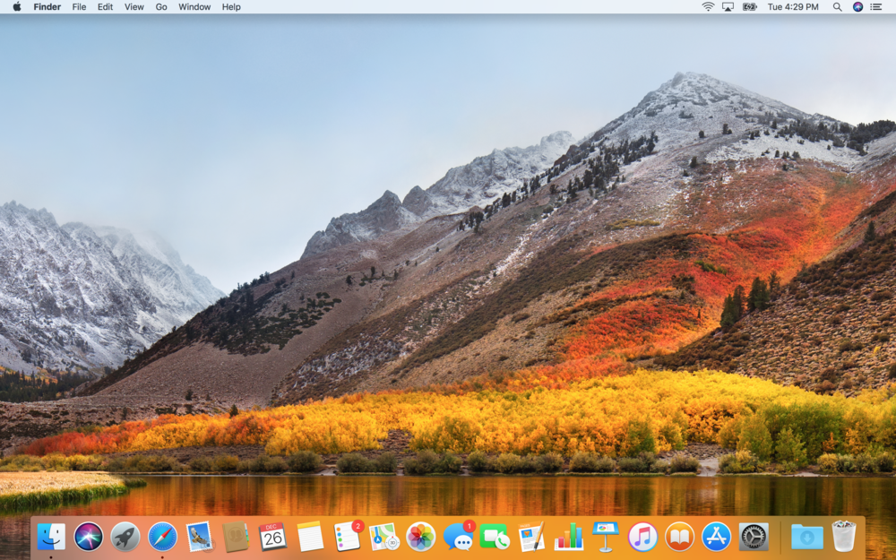 "Having ""everything"" in my Dock is too cluttered."