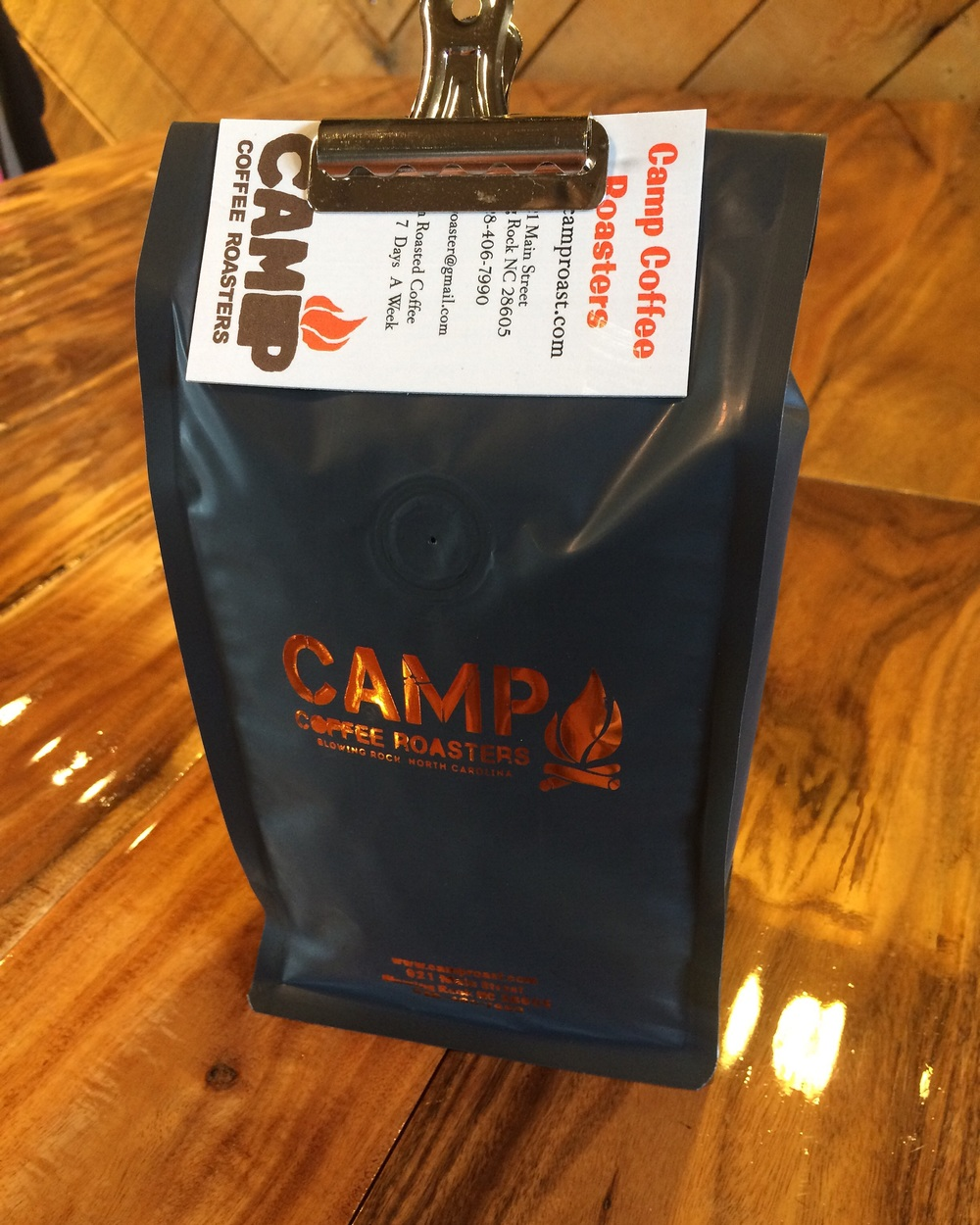 Fresh coffee ... Ready to be sent to your front door.