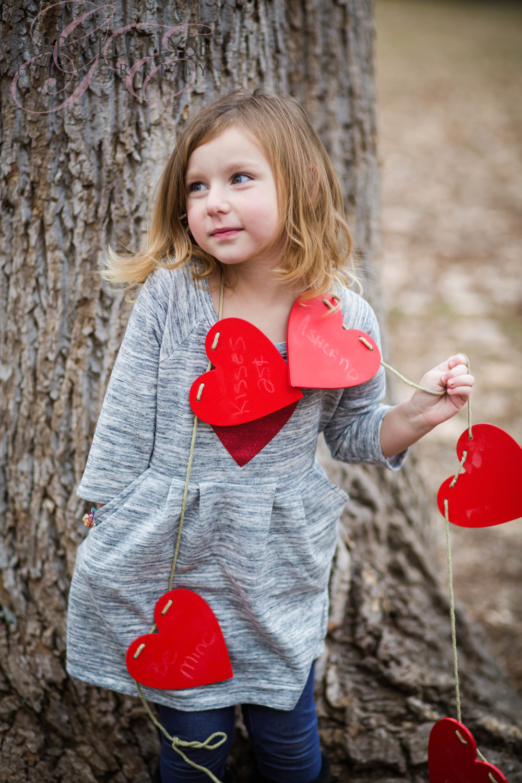 Girl Cary NC Valentine