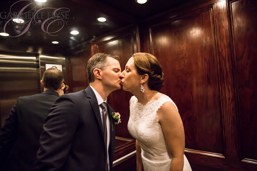 I just love this picture.  After the first look we were getting ready to head to the chapel and I looked over and they were just giving each other a kiss <3