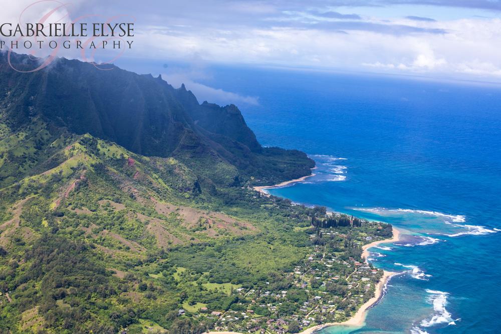 hanalei coast kauai