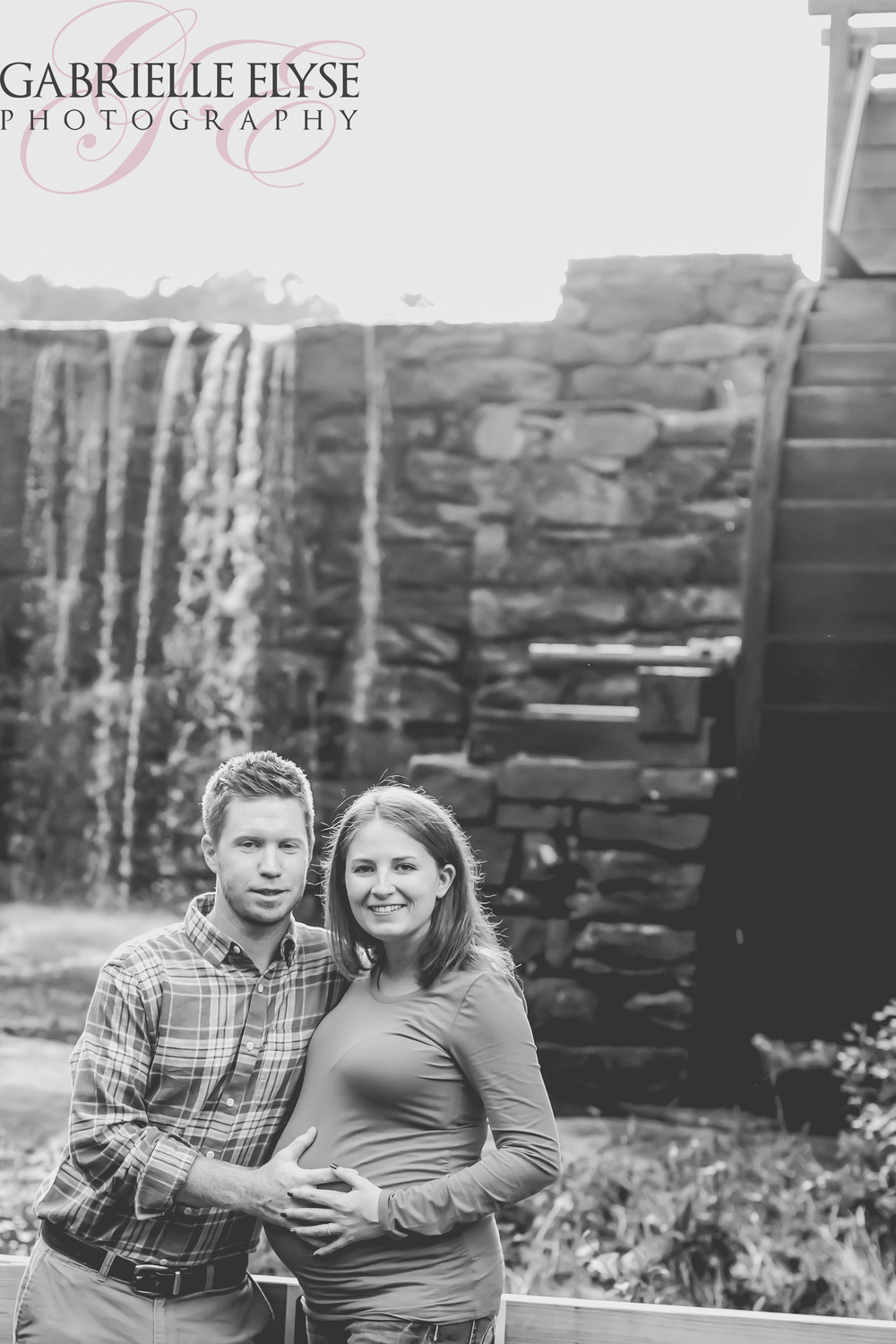 family maternity yates mill black and white