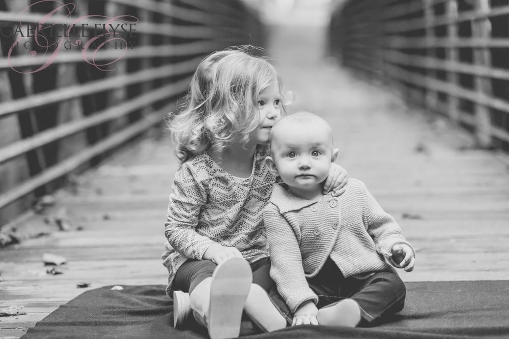 Sibling LOVE!!!
