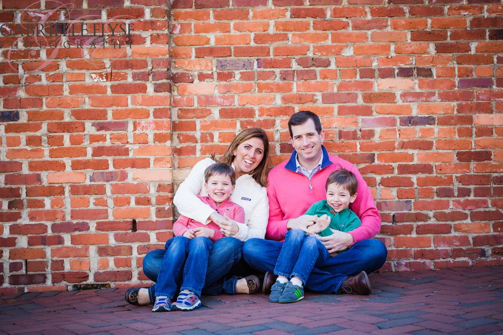 family brick wall nc