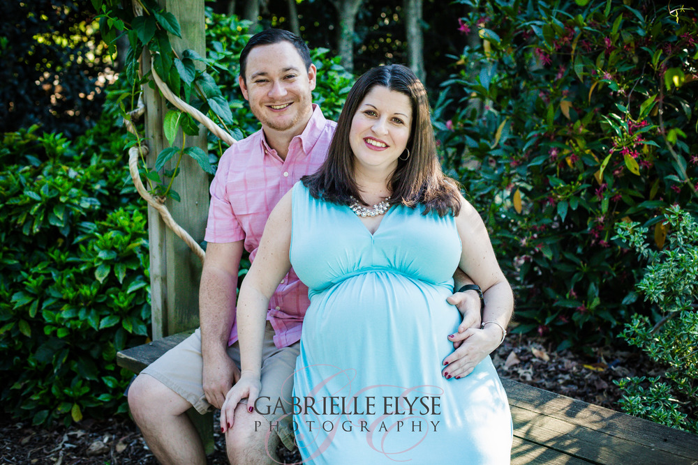 maternity session raleigh