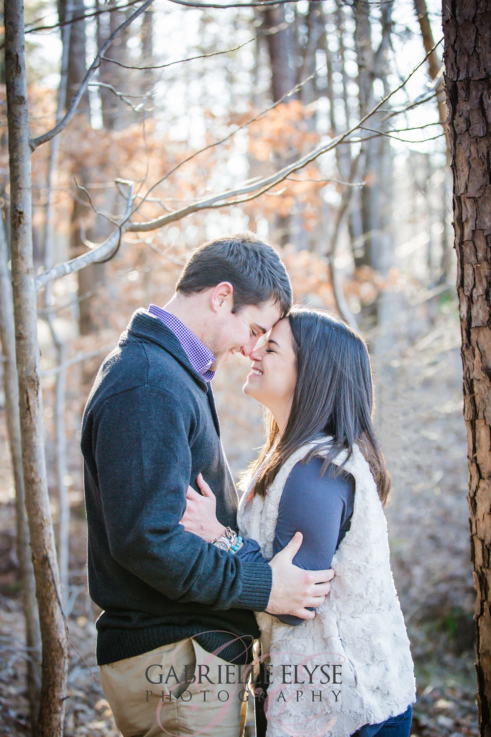 engagement session raleigh