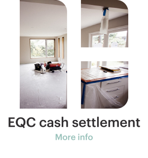 EQC Cash settlement
