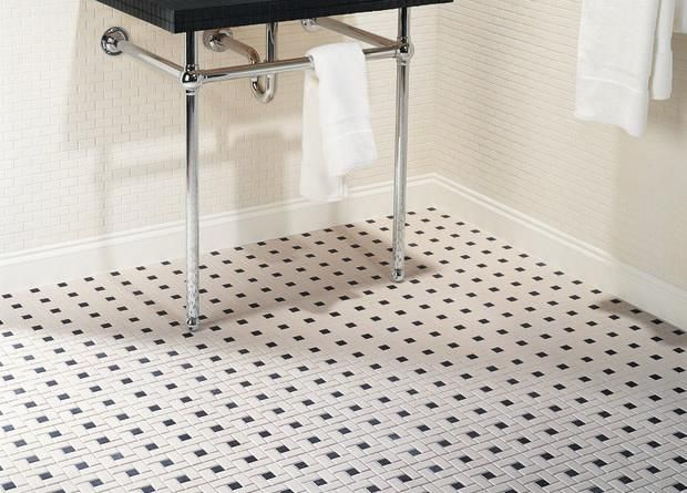 Ceramic tiles. Image source: Wayfair