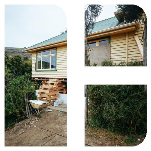 Builders Christchurch- Earthquake repairs