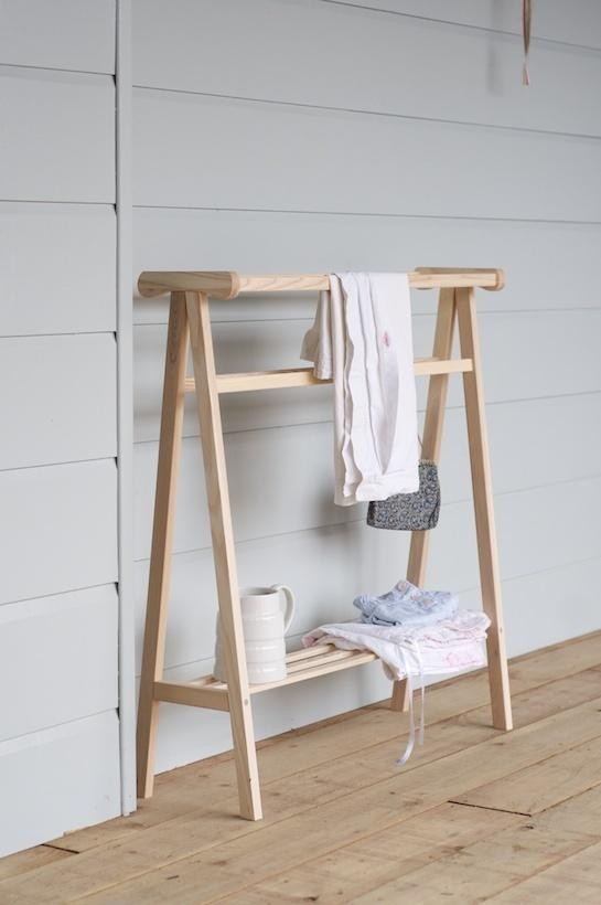 Freestanding Towel Rail. Image Source: Remodelista.com