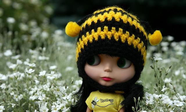 buzz precocious bee