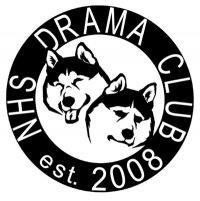 NHS DRAMA CLUB LOGO