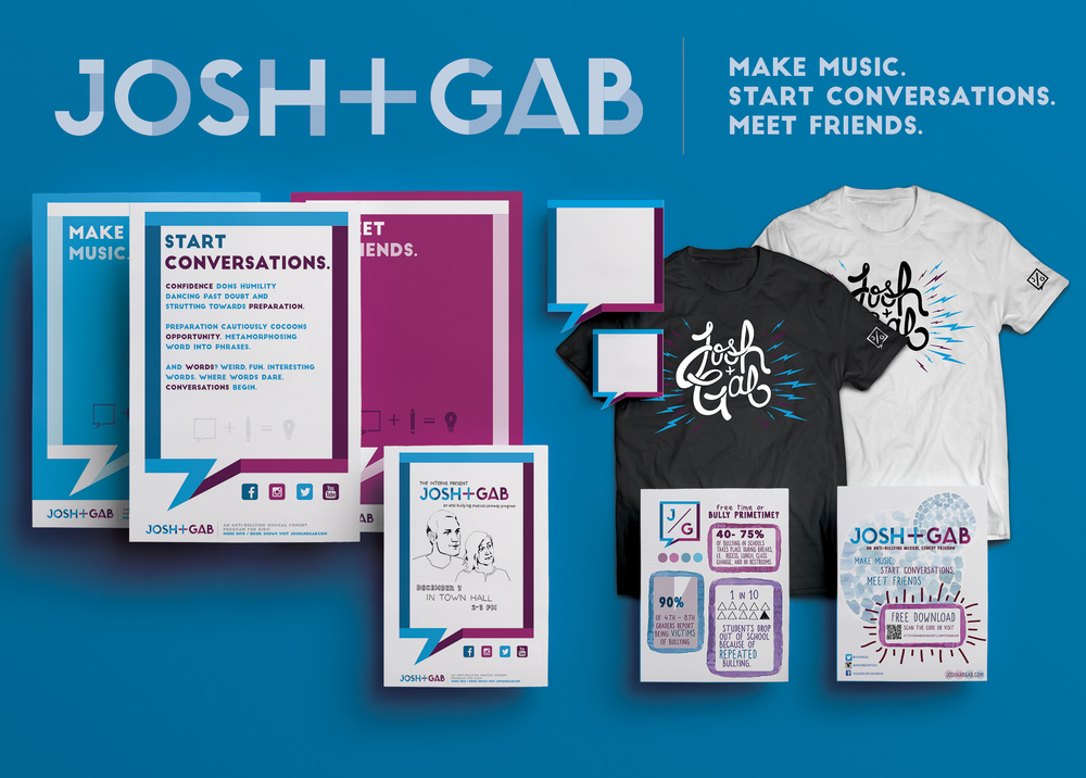 JOSH + GAB EVENT PACKET