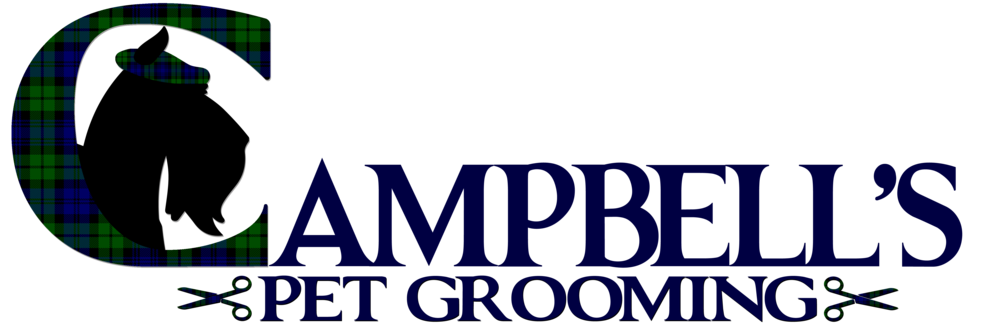 CAMPBELL'S PET GROOMING LOGO
