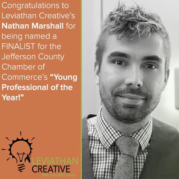 NAMED YOUNG PROFESSIONAL OF THE YEAR FINALIST
