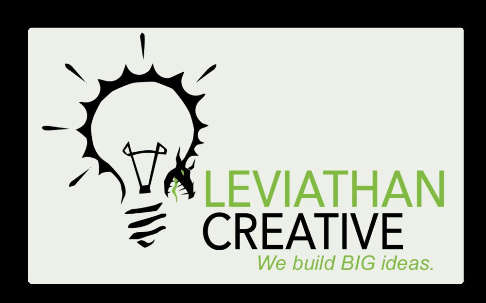 LEVIATHAN CREATIVE LOGO