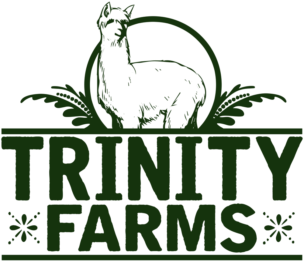 TRINITY FARMS ALPACAS LOGO