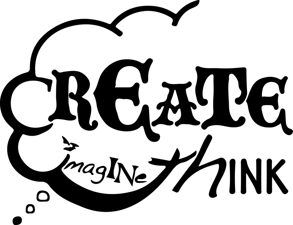CREATE IN INK CLOTHING'S LOGO