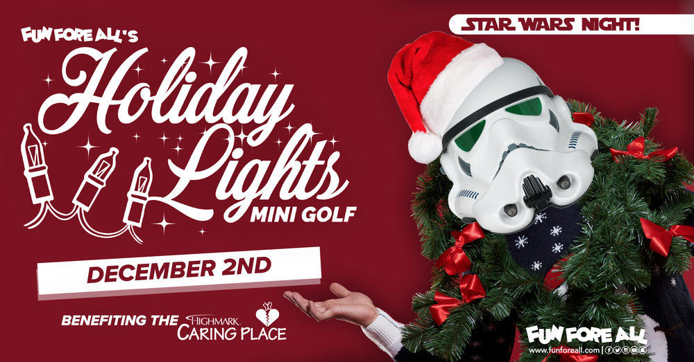 STAR WARS NIGHT  INVITE BANNER (2017)