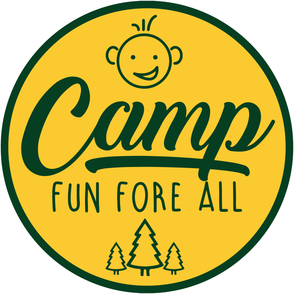 CAMP FUN FORE ALL LOGO