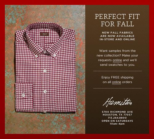 Hamilton Shirt Co.