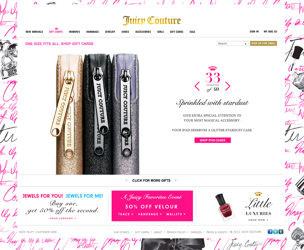 Juicy Couture | Holiday