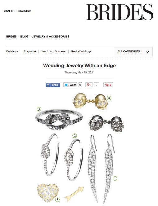 Finn Jewelry | Brides Magazine Online