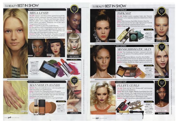 Elle Magazine | Elle Beauty